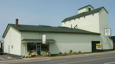 shaw milling store